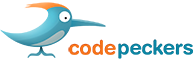 CodePeckers logo